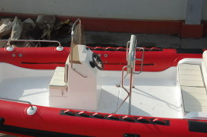 Rigid Inflatable Boat, Hypalon Boat, Rib Boat (RIB-680) pictures & photos
