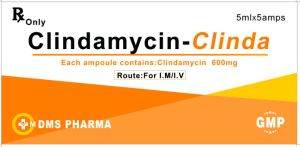 GMP Factory FDA Approved Clindamycin Phosphate 24729-96-2 for Human Health pictures & photos