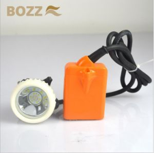 1W Mining Lamp, Coal Mine Safety Headlamp, LED Headlamp (KL3LM(B)) pictures & photos