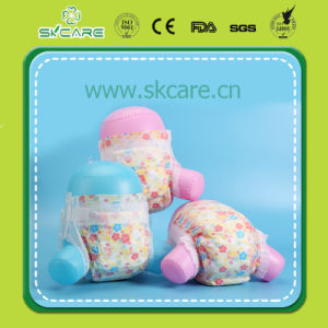 Hot Sale OEM Disposable Breathable Baby Diaper Nappy with Super Absorption pictures & photos