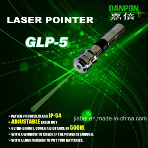 Danpon Adjustable Water Proofed Laser Pointer pictures & photos