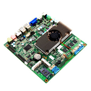Mini-Itx Motherboard, Support Intel Mobile Sandy/IVY Bridge I7/I5/I3 Processor pictures & photos