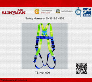 Safety Harness of Webbing pictures & photos