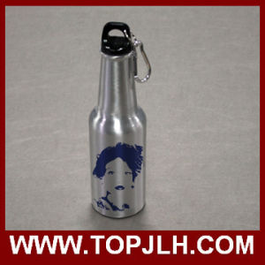 Travel Portable Jugs 400ml Aluminium Beer Bottle pictures & photos
