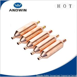 5-50g Refrigerator Parts Two-Way Copper Filter Drier pictures & photos