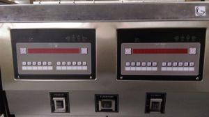 Potato Chips Making Machine Price/Chicken Machine/Commercial Deep Fryers/Chicken Legs Meat Balls Open Fryer pictures & photos