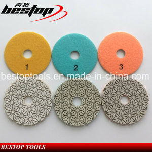 High Quality Wet&Dry Diamond Polishing Pad pictures & photos