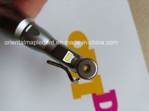 LED External Irrigation Contra Angle Dental Handpiece pictures & photos