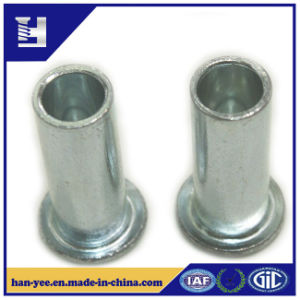 Special Head Shaped Zinc Plated Rivet pictures & photos