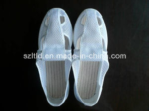 ESD Whole Mesh Shoes (LTLD307) pictures & photos