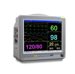 Pm12 Multi-Parameter Patient Monitor with Ce pictures & photos