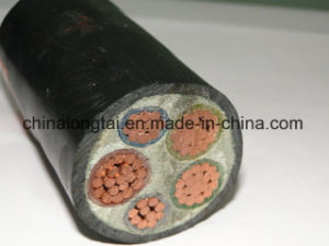 Power Cable Wire PVC Material, PVC Compound pictures & photos