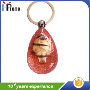 Oval Shaped Key Chain with More Than 10 Years Experience pictures & photos