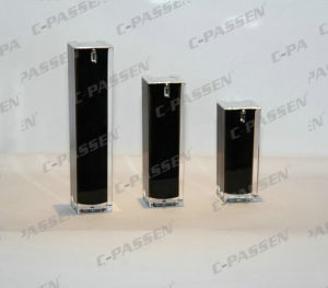 New Arrival Black Acrylic Lotion Bottle for Cosmetic Packaging (PPC-ALB-046) pictures & photos