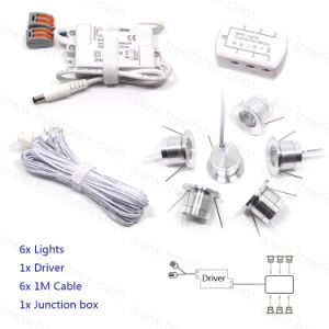 1W 12V Mini LED Spot Light Ceiling Lamp pictures & photos