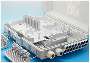Outdoor Fiber Optic Terminal Box FTTH 16 Port pictures & photos