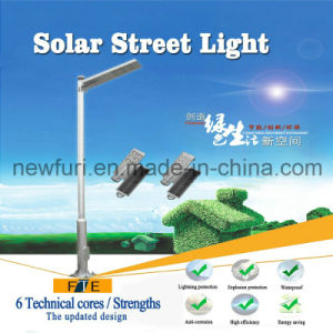 30W Integrated Solar Street Light with Motion Sensor pictures & photos