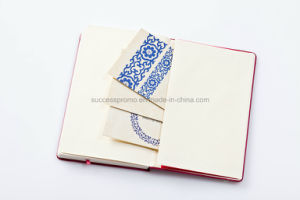 High Quality A5 PU Leather Moleskine Notebook with Debossed Logo pictures & photos
