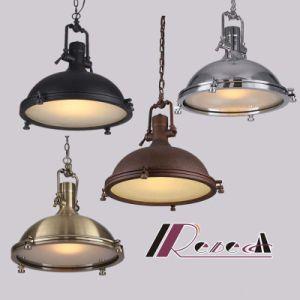 Guzhen Lighting Manafacture Industrial Bronze Pendant Lamp pictures & photos