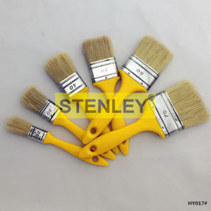 Paint Brush Plastic Handle Bristles The Metric System pictures & photos