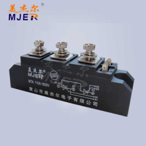 Power Semiconductor Thyristor Module Mta 25-1000A SCR Control pictures & photos