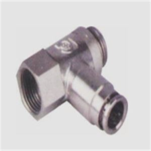 Pneumatic Tube Fitting Metal Pipe Fitting pictures & photos