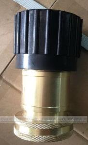 Brass Fire Hose Nozzle, Heavy Duty Industrial Fog Nozzle pictures & photos