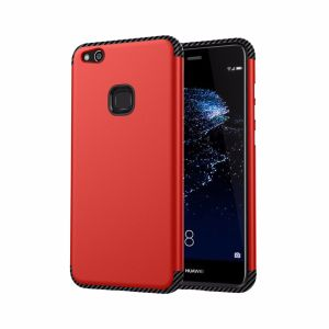 Wholesales Popular Carbon Fiber 2 in 1 Shockproof Case for Huawei P10 Lite pictures & photos