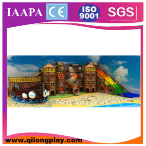 New Design Pirate Ship Theme Indoor Playground (QL--001) pictures & photos