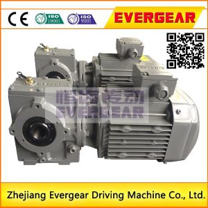 S Series Parallel Solid Shaft Helical Gearmotor pictures & photos
