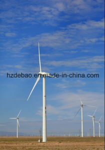 Wind Power Generator Steel Tower with High Quality pictures & photos