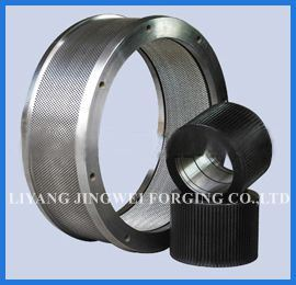 Agro Processing Equipment Pellet Press Roller Shells Forging Parts pictures & photos