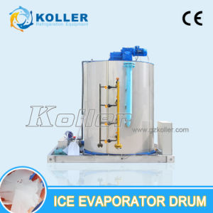 Carbon Steel Evaporator Drum for 20 Tpd Flake Ice Machine pictures & photos