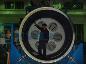 HDPE Hollow Winding Pipe Production Line pictures & photos
