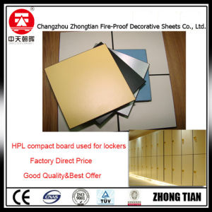8mm Compact Laminate Wall Cladding pictures & photos