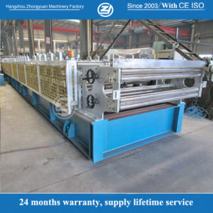 Improve Structure Double Layer Metal Roll Forming Machine pictures & photos