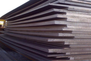 Abrasion Resistant Sumihard 400 Building Material Steel pictures & photos