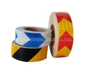 Latest Design Superior Quality Durable Use Prismatic Reflective Tape pictures & photos