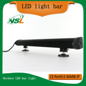 Single Row Crees LED Brightest LED Flood Light 160W LED Light Bar LED Bar Light Made in China pictures & photos