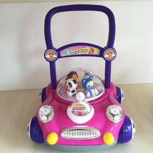China Plastic Push Children Walker (ly-a-156) pictures & photos