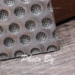 40u Sintered Bronze Filter Mesh Sheet pictures & photos