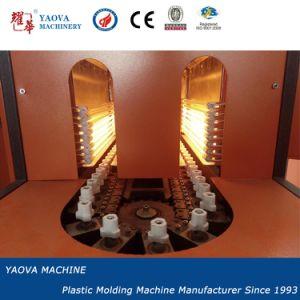 Yaova 2000ml Semi Automatic Pet Water Bottle Blow Moulding Machinery Machine pictures & photos