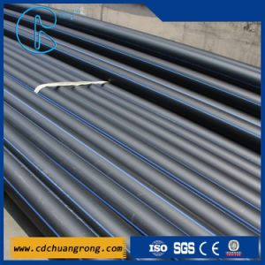 Water or Gas System Plastic HDPE Pipes pictures & photos