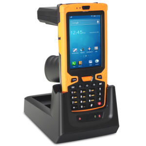 NFC Android Rugged UHF RFID Reader Large Distance 1d 2D Barcode Scanner pictures & photos