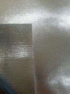 Double Side Aluminum Foil Fiberglass Cloth pictures & photos