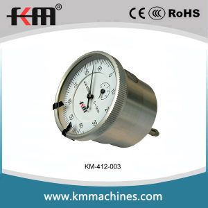 Metric Measurement Back Plunger Type Dial Indicators pictures & photos