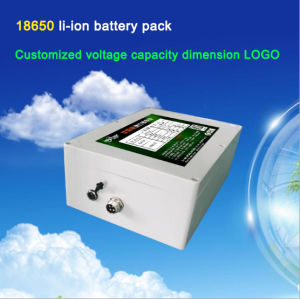 12V60ah Lithium Battery Pack Large Capacity Outdoor Audio Notebook Battery Outdoor Emergency Backup Lithium Battery pictures & photos
