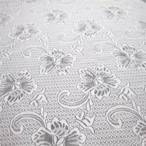 High Quality Knitted Jacquard Lace