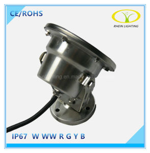 Hot Sales IP67 6W Underwater LED Fountain Light pictures & photos