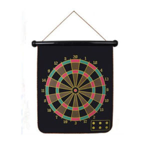 Magnetic Dartboard Indoor and Outdoor Dart Board pictures & photos